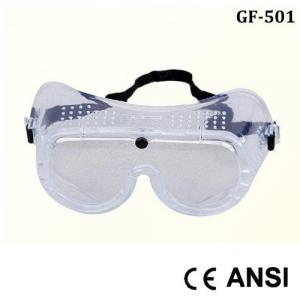 Safety Goggles With Perforated Ventilation-GF-501