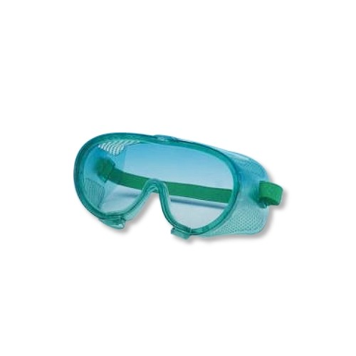 Safety Goggles With Perforated Ventilation